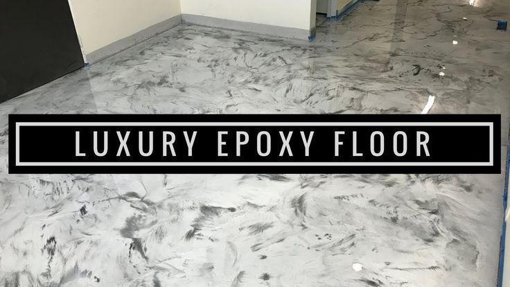 Luxusepoxidbodenbelag Uber Holzernem Hintergrund Epoxidboden Epoxy Epoxidboden Epoxy Hintergrund Holzernem Epoxy Floor Flooring Luxury Flooring