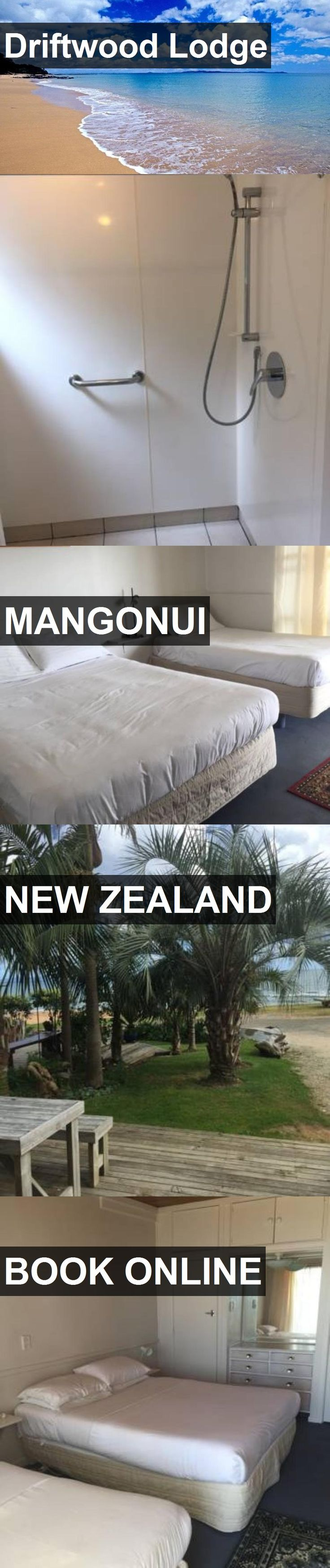 Hotel Driftwood Lodge in Mangonui, New Zealand. For more information, photos, reviews and best prices please follow the link. #NewZealand #Mangonui #travel #vacation #hotel