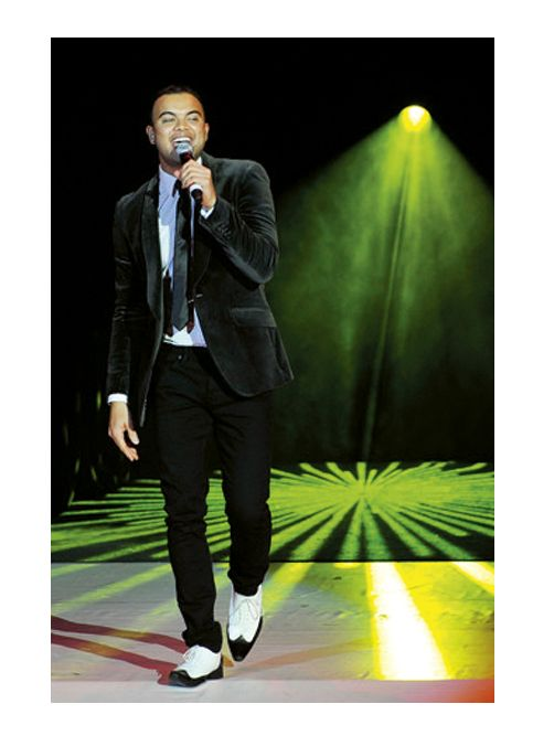 Guy Sebastian in Farage at the LMFF 2010