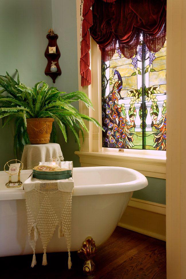 384 Best Retro Bathrooms Images On Pinterest Bathroom