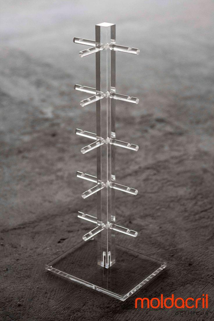 Expositor em acrílico / Acrylic display