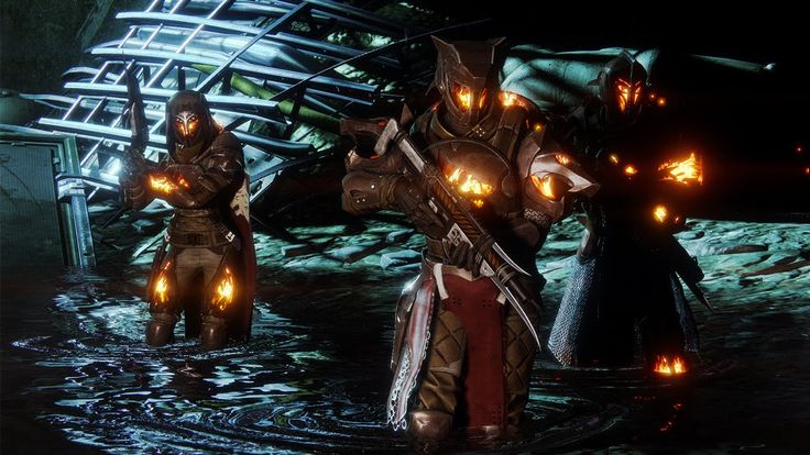 Official Destiny: Rise of Iron Launch Trailer