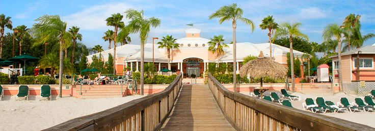 The Clubhouse at Summer Bay Orlando is your gateway to fun, food, and family time. Relax on the sandy beach, splash in the Aqua Park, take a dip in the Clubhouse pool, grab a drink at Kokomo's Tiki Bar and a slice at Loretta's Trattoria, and just plain have fun!