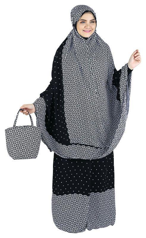 Mukena+Shalat+Muslimah+Kasual+Wanita+-+RYZ+002Produk+fashion+handmade+asal+Bandung+dari+Brand+Raindoz+dibuat+dengan+bahan+yang+nyaman+digunakan,+desain+trendy+dan+tidak+pasaran.+Membuat+tampil+percaya...