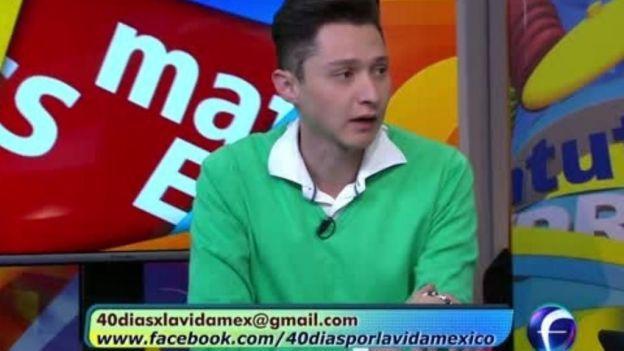 40 Días por la Vida | FOROtv | Matutino Express | Noticias, humor, entretenimiento, espectáculos | Noticieros Televisa