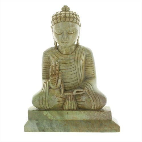 Soapstone Buddha £24.95 #Buddha #soapstone