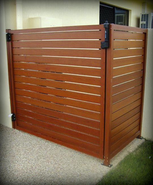 Fencing   Ezi-Slat Aluminium Fencing   Slat Fence   Stratco