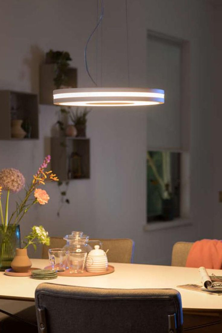 Philips Hue White Mit Der Philips Hue Being Pendelleuchte Konnen