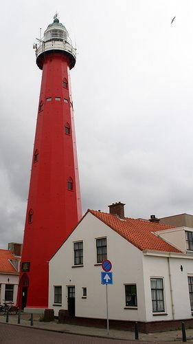 Lighthouse Scheveningen - The Netherlands
