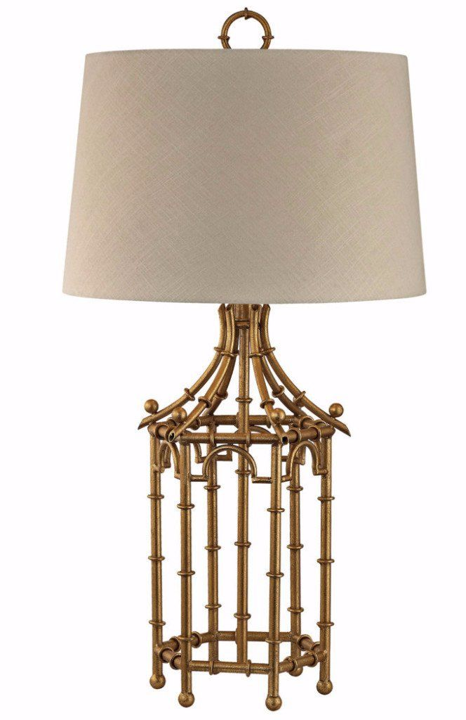 Bamboo Birdcage Lamp Design By Lazy Susan Table Lamp Birdcage Lamp Lamp
