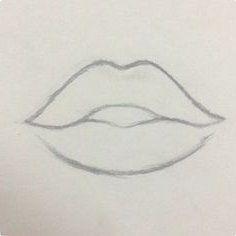 Bildergebnis zum einfachen Zeichnen #Zeichnung #ZeichnenSchrittBySchritt – Face Drawing