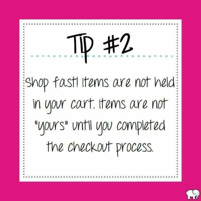 Tip #2 for the May 2016 Thirty-One Outlet Sale www.anchoredbagsbysarah.com
