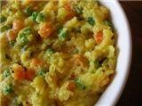 Corn Meal Upma :: Kerala Recipes, Kerala Recipe, Kerala Cooking