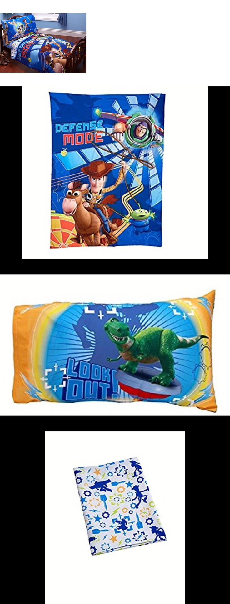 Jessie from toy story bedding - Kids At Home Toy Story 4 Piece Microfiber Toddler Bed Set Bedspread Sheet Pillowcase New