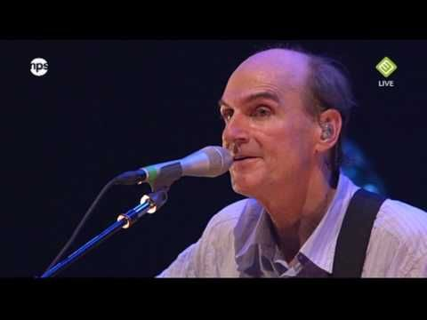 You've got a friend - James Taylor. I think I've already pinned this, but I looove this song, and I love James Taylor!