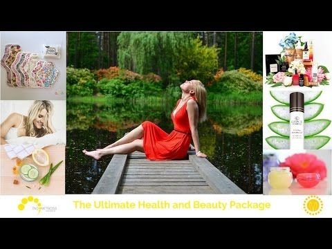 Fundraiser for Endometriosis Australia: the Ultimate Health and Beauty Package. Click through to get yours!