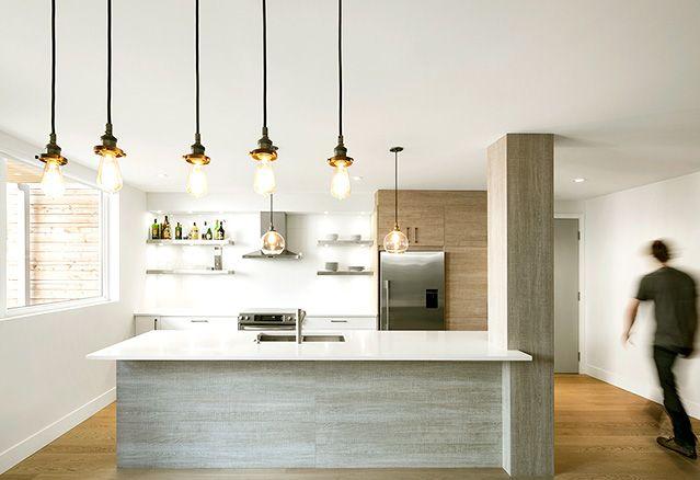 la cuisine des habitations Waverly