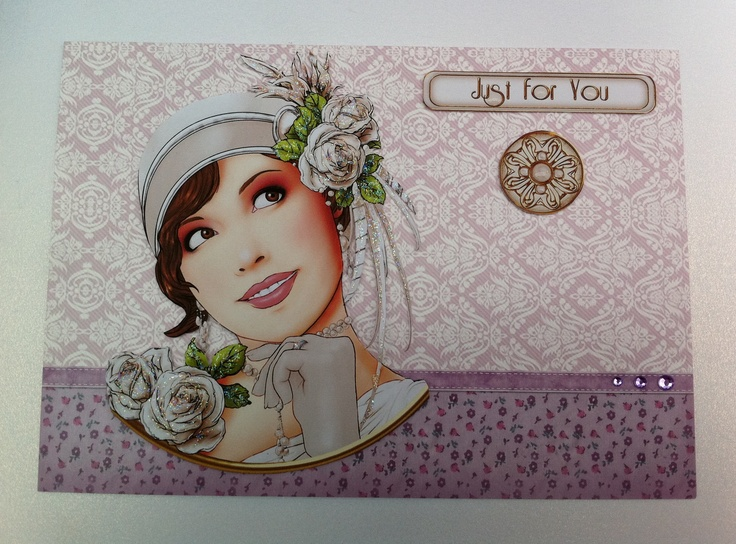 Debbi Moore card sample