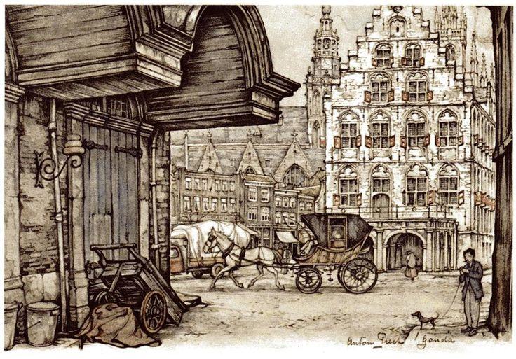 Gouda, Anton Pieck