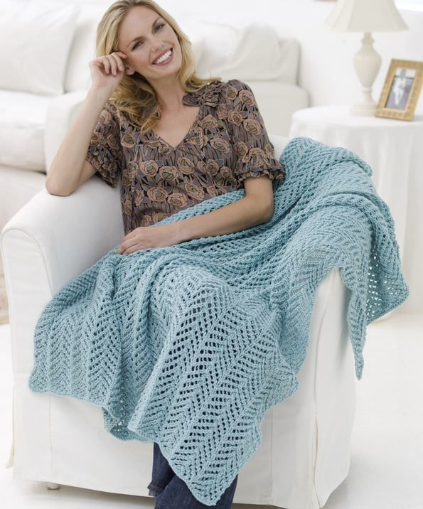 404 best images about Knit Blankets on Pinterest Cable ...