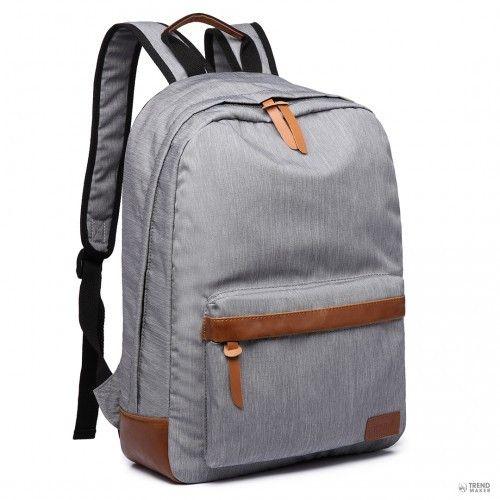 Miss Lulu London E6602-MISS LULU vízproof  hátizsák táska     táska /outdoor utazó  házizsák gray
