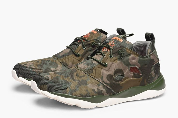 Reebok Furylite CC 'Primal Green Camo' - EU Kicks: Sneaker Magazine