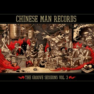 Artwork de l'album The Groove Session Vol.3