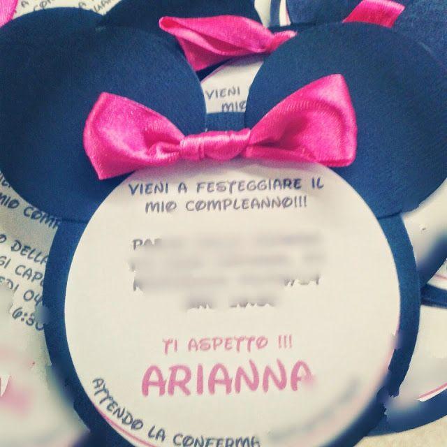 Dienneidee : Compleanno di Arianna