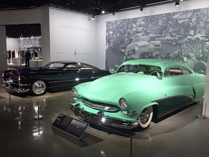 Peterson Automotive Museum - 12  CadZilla - owned by ZZ Top (far left)  What a night! #TimAllen, #SharonStone, #LisaKudrow, #RichardRawlings, #DUB, #Brembo, #PetersenMuseum, #TheDrive, #TheDrivewithAlanTaylor, #GalpinAutoSport, #BarrettJackson, #GasMonkeyGarage, #FastNLoud, #ClassicCars, #Motorland  ~ Alan Taylor via Facebook ift.tt/1jH2j8E