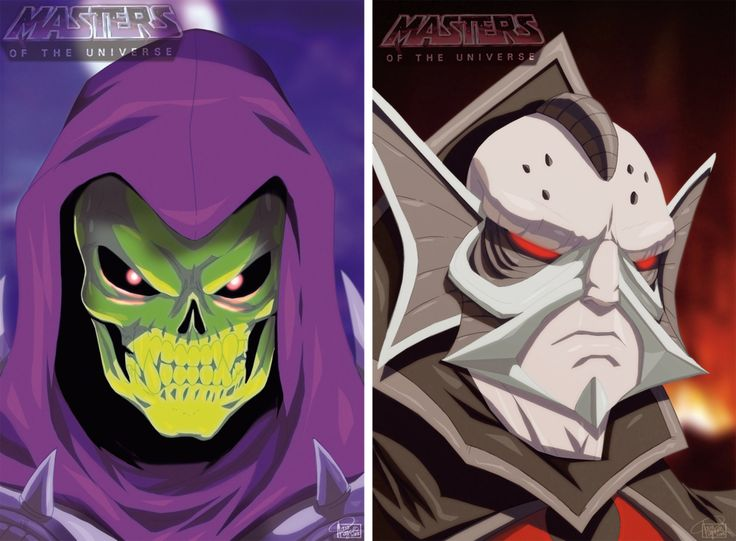 1000+ images about Evil masters of the universe on ...