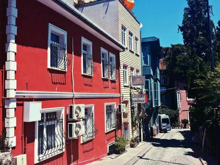The streets of Istanbul are so creative