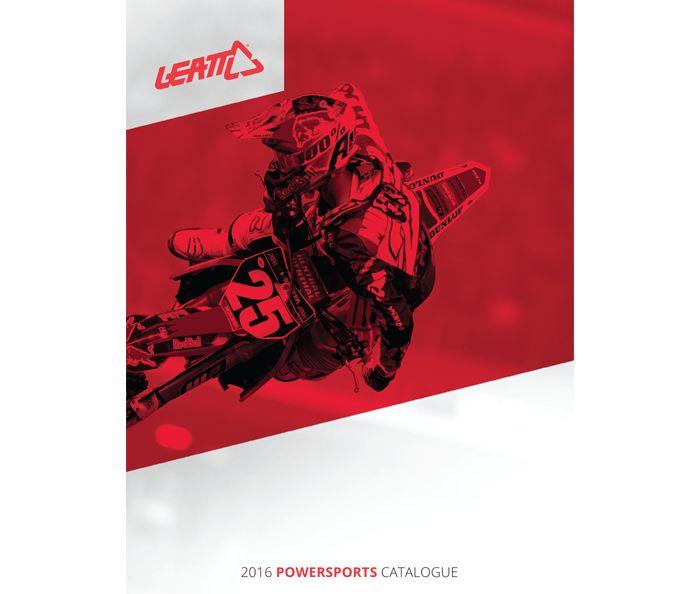 Catálogo LEATT 2016  #lusomotos #leatt #materialdeproteção #capacetes #acessórios #joelheiras #cotoveleiras