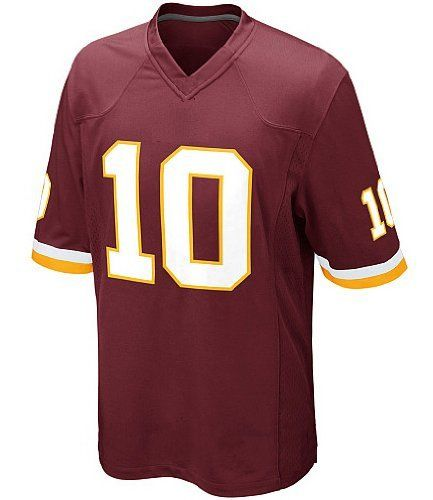 Griffin III Jersey Washington Redskins Robert Griffin III Color Red Elite Men's Jerseys (44(L)) by NFL. $79.00. Thank you for coming to our store, We store the name: 1st DOING, our shipping options : DHL, more quickly let you receive the goods, the goods we will inform you, let you know timely tracking ship,  In the us fill the tracking number, need to query the friend please to DHL trace waybill number, you have any questions please tell us in time, when you received the g...