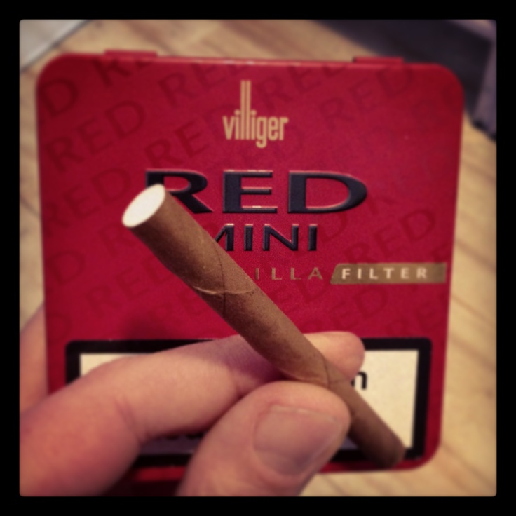Villiger Red Mini Vanilla und vieles mehr unter http://www.noblego.de/zigarillos/