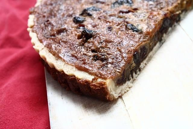 """Scottish Ecclefechan tart, from a recipe by Jamie Oliver in """"Jamie's Great Britain"""""""