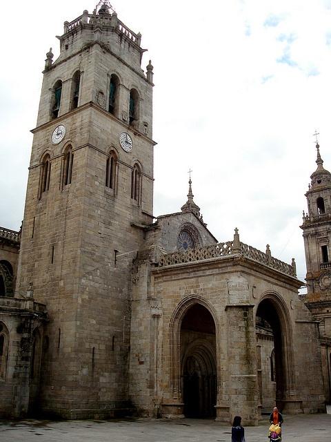 Catedral St.Maria  Lugo  Spain