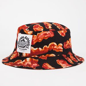 MILKCRATE ATHLETICS Bacon Double Mens Bucket Hat