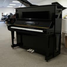 Yamaha U3 Upright PianoBlack Polish Finishas new ConditionCrisp Clear Projection5 Year WarrantyLocal & Nationwide Delivery $139-$390