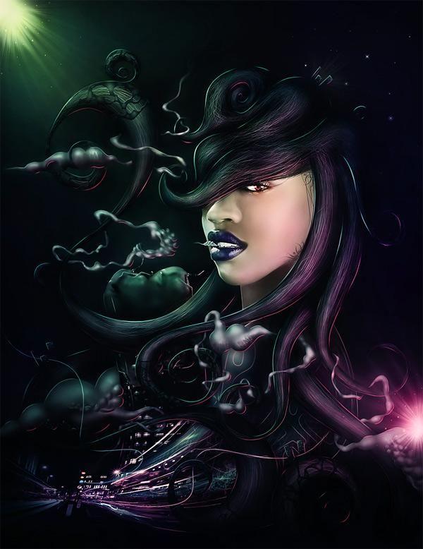 Digital Art By Igor Scekic