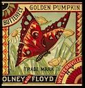really beautiful old label art...Olney & Floyd