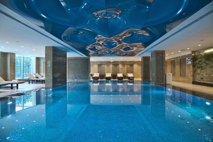piscine olympique, loisirs et sport, hôtels contemporains