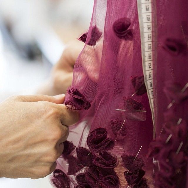 Where Dreams Are Made - Follow us on a journey inside the historical #tonywardcouture #ateliers, during the preparations of the #couture #fw1415 collection