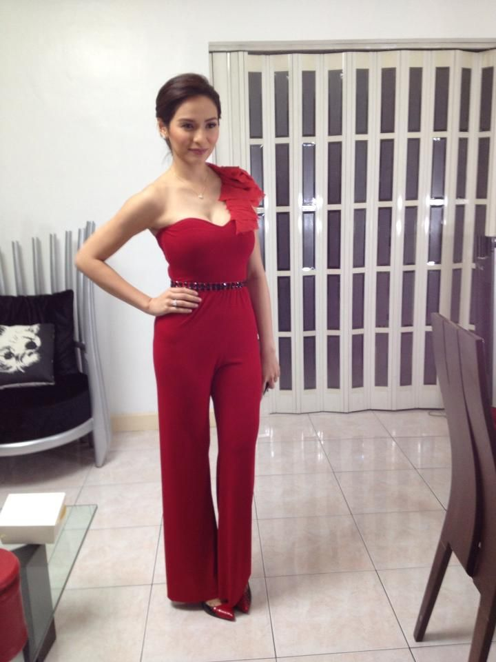 gorgeous jennylyn mercado simple outfit video