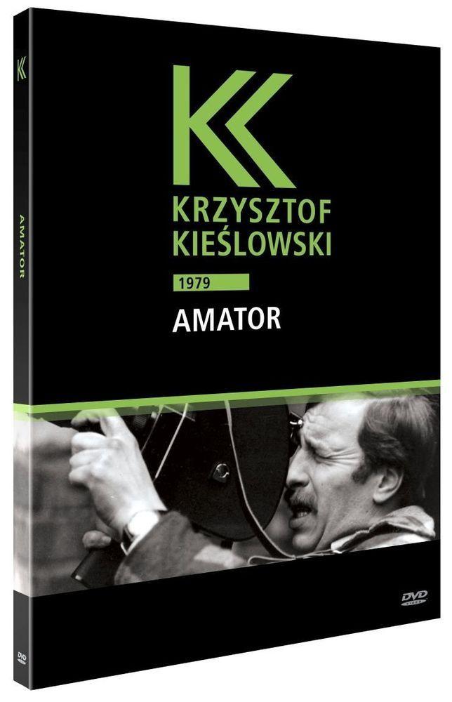 Amator (DVD) - Kieślowski Krzysztof
