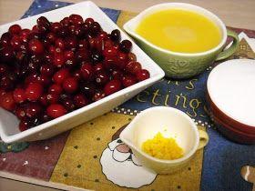 Mommy's Kitchen: Cranberry Orange Sauce {My New Cranberry Sauce Recipe}