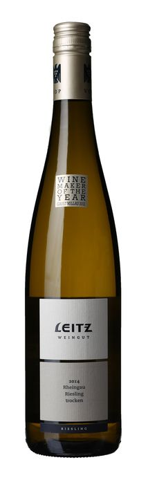 White Wine>Germany>Rheingau >Leitz Rheingau Riesling Trocken 2014