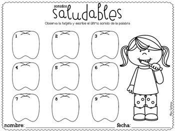 La sonrisa perfecta {Dental Health Literacy and Math Centers in Spanish}