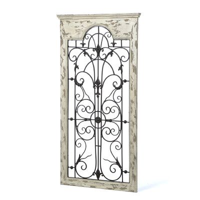 Woodland Imports Gate Wall Décor & Reviews | Wayfair