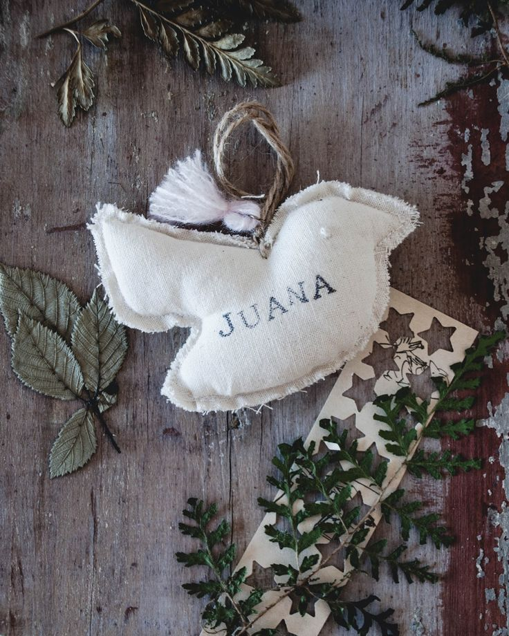PARA CELEBRAR - JUANA / Little Things Handmade