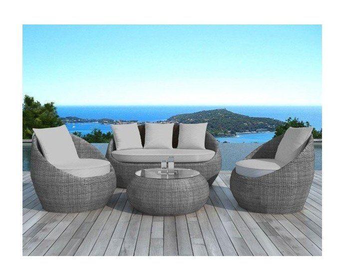 Salon De Jardin Seychelles En Resine Tressee Choix Du Modele En
